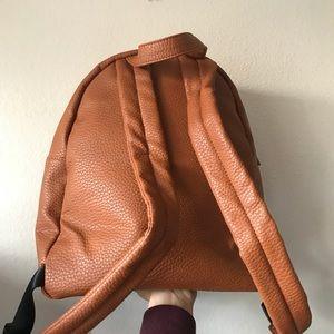 2bd2974f07e 𝗦𝗮𝗹𝗲! 💕JustFab Austin in Cognac Backpack
